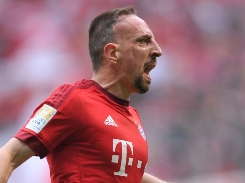 OFFICIEL, Ribéry prolonge jusqu'en 2018 avec le Bayern Munich