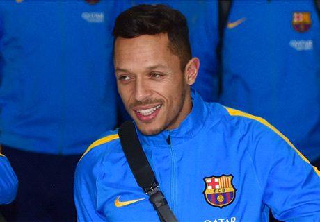 Adriano no viaja con el Barcelona