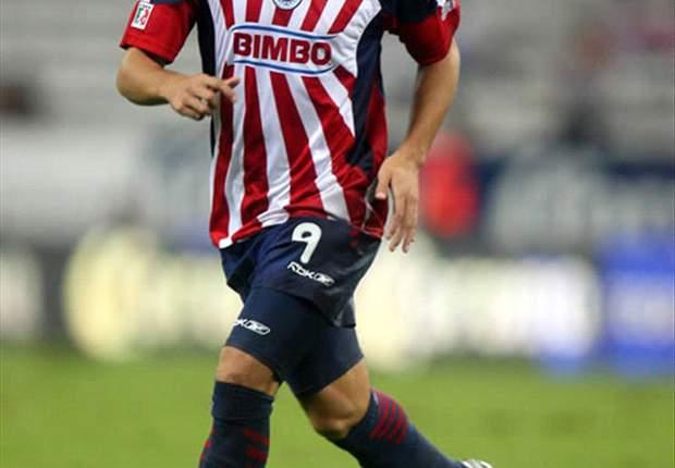 Chivas' Omar Arellano Looks To Avenge 2008 Loss To Internacional