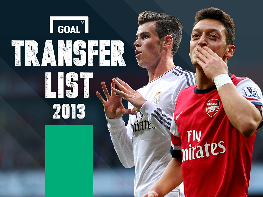 football transfer list