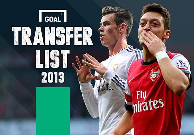 Question of the Day: Who is the WORST value for money in the 2013 Goal Transfer List?