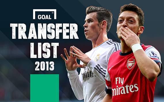 The Goal Transfer List