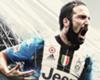 Cómo formaría Juventus con Higuaín