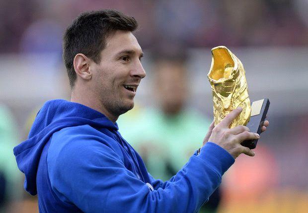 مسی، بهترین بازیکن دنیا در فهرست 100 نفره گاردین