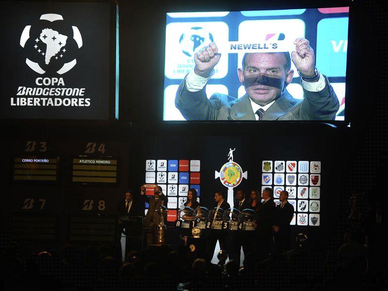 Empresário planeja Champions League das Américas com 16 clubes brasileiros