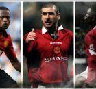 Le onze des joueurs français passés par Manchester United