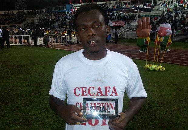 "Defender ""Calabar' hints at Gor Mahia exit"