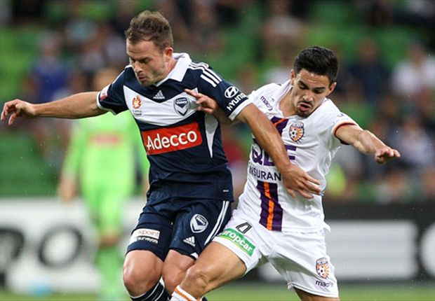 Melbourne Victory 2-0 Perth Glory: Traore, Finkler lift Victory