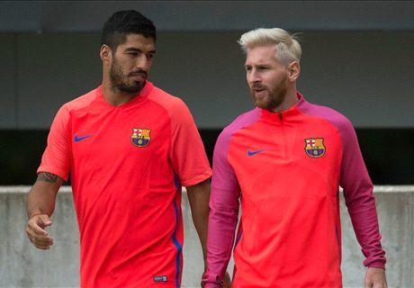 Por que Messi voltou mais cedo das férias?