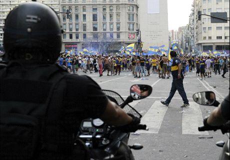 UEL: Auseinandersetzungen in Kiew