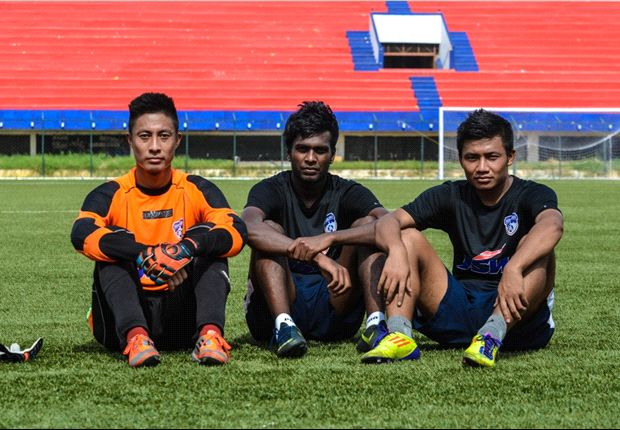 Three Pailan youngsters recruited by Bengaluru FC