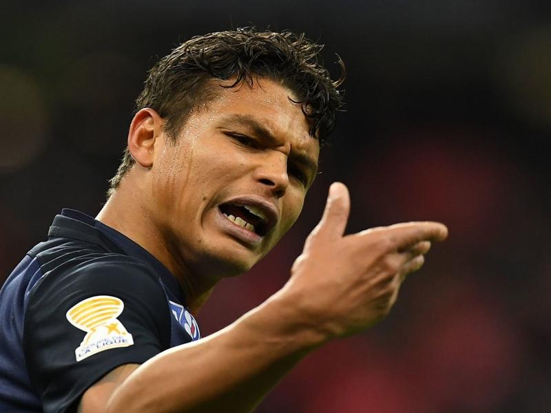 PSG, record de ballons touchés pour Thiago Silva