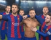 El Barça, protagonista del PES 2017