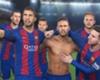El Barça será protagonista del PES 2017