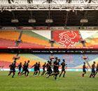 In Beeld: PAOK bereidt zich voor in ArenA