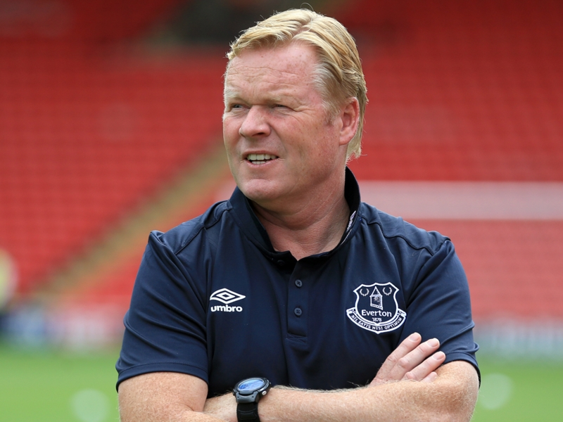 Everton, Ronald Koeman furieux contre l'Irlande