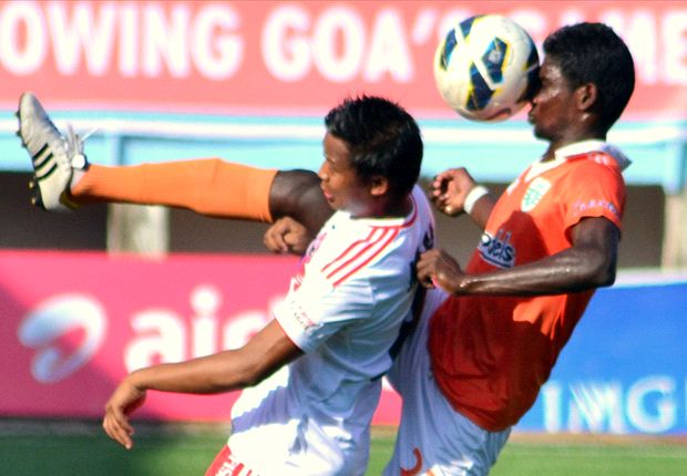 Sporting Clube de Goa climb second on the table