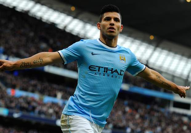 Sergio Aguero's father rules out Manchester City forward leaving for Barcelona