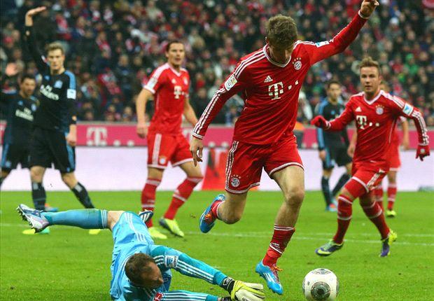 Drobny zeigte für den HSV gegen die Bayern, dass er eine gute Nummer 2 ist