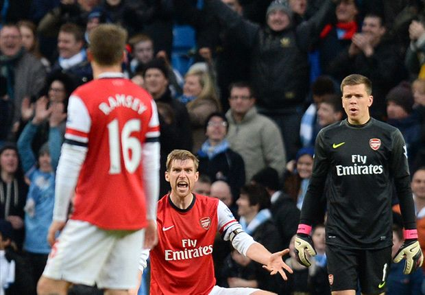 Shambolic Arsenal exposed as pretenders, not contenders, by rampant Manchester City