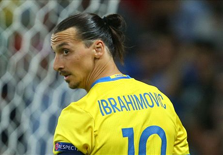 Ibrahimovic: 'I'm not ruling out MLS'