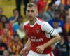 Mertesacker out 'a few months'