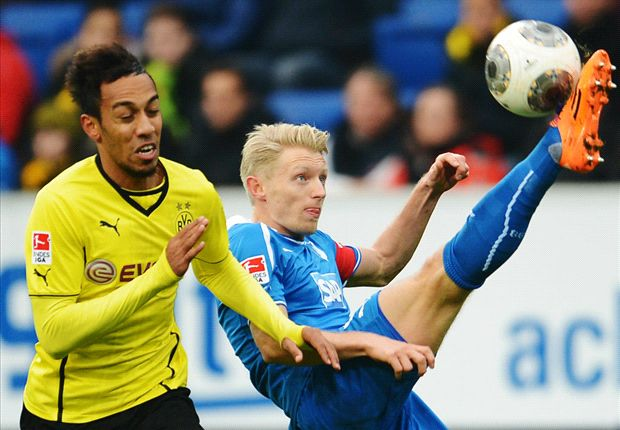 Borussia Dortmund verliert nach 2:2 in Hoffenheim weiter den Anschluss nach oben