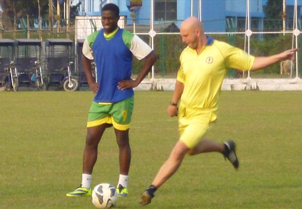 Schattorie: Bengaluru have the best chance to win the I-League