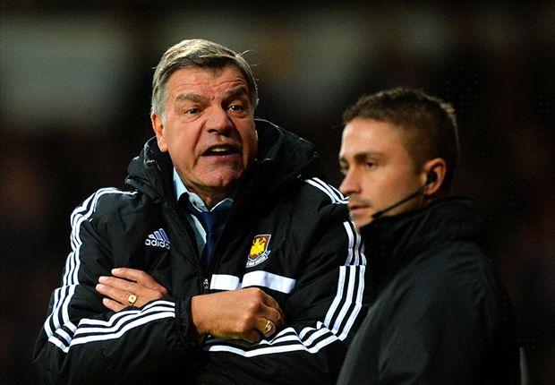 West Ham didn't excite the fans, admits Allardyce