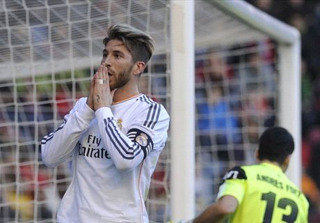 Mystery PL club fail in Sergio Ramos bid