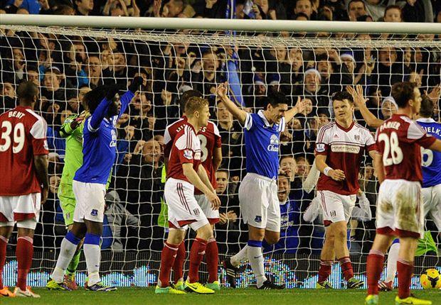 Martinez pleased despite flattering scoreline for Everton