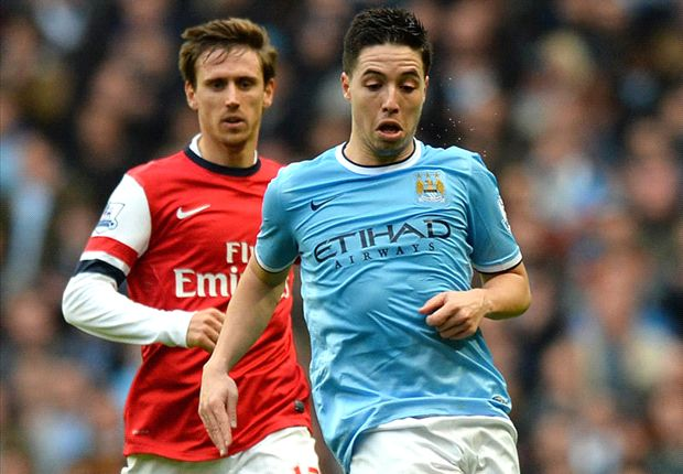 Vieira shocked by Nasri France snub