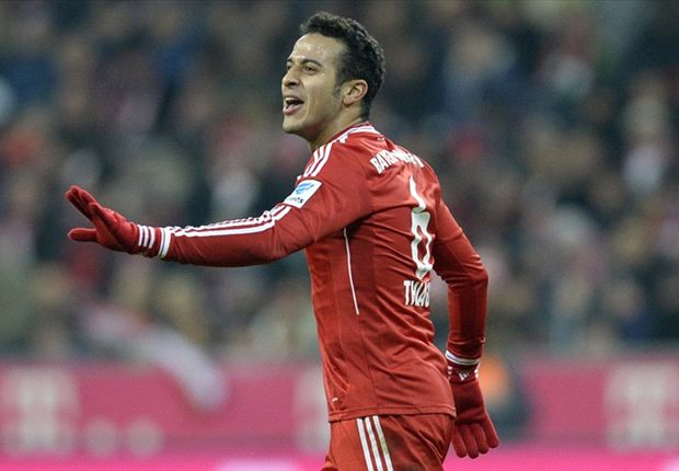 Thiago: Ribery should win Ballon d'Or, not Messi