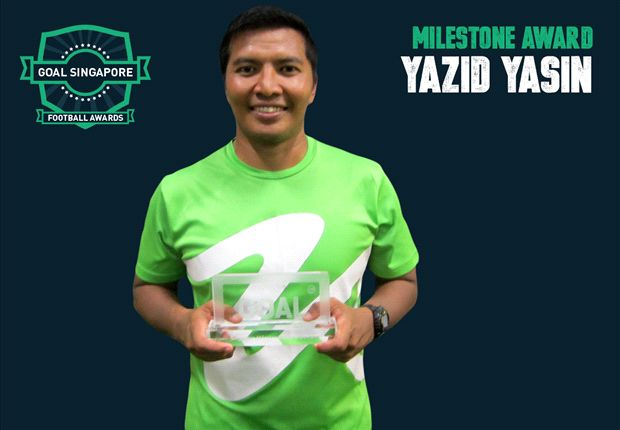 Yazid inspired by Milestone Award honour