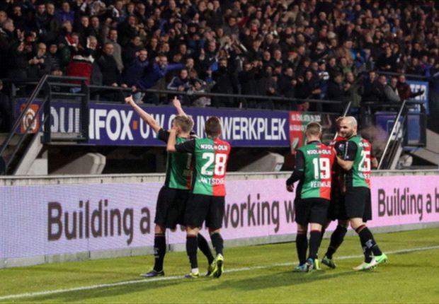REVIEW Eredivisie Belanda: Hujan Gol Di Goffertstadion