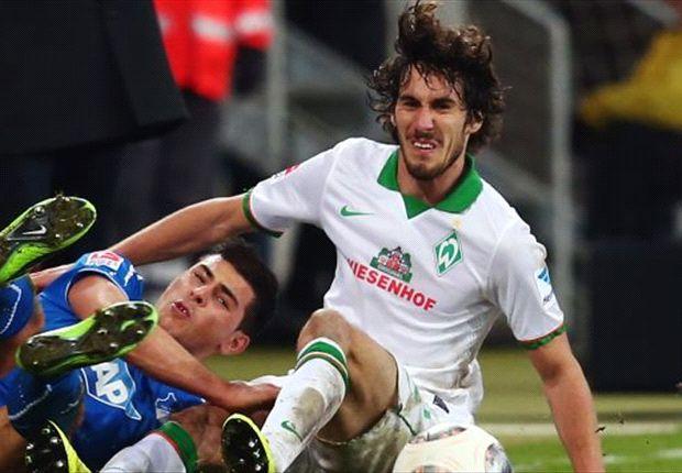 Garcia sah gegen Hertha BSC seine sechste gelbe Karte