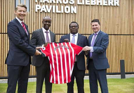 SportPesa seals Southampton deal