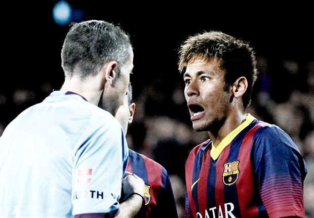 'I don't do theatre' - Neymar rejects diving accusations