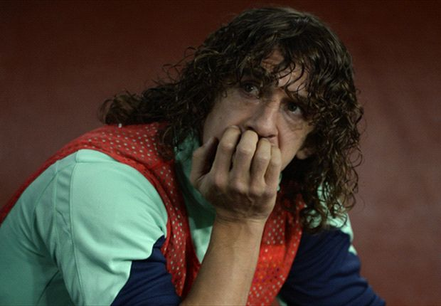 Spain assistant coach Grande: Puyol unlikely to be at World Cup