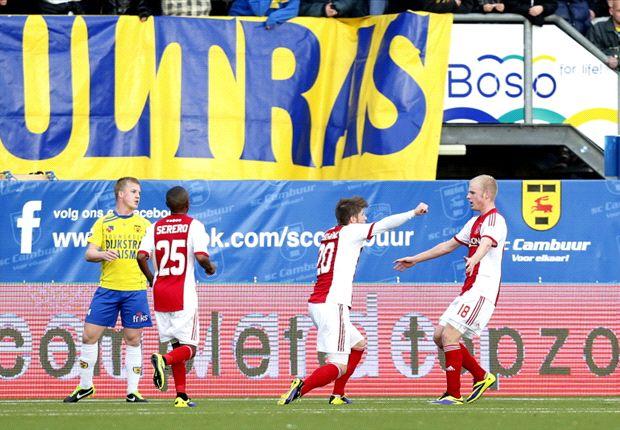 REVIEW Eredivisie Belanda: Vitesse Arnhem & Ajax Amsterdam Terus Melaju