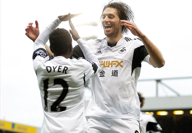Swansea boss Monk hopeful over Michu return