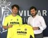 Pato é apresentado pelo Villarreal