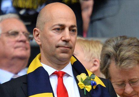 'Arsenal can't outgun transfer rivals'