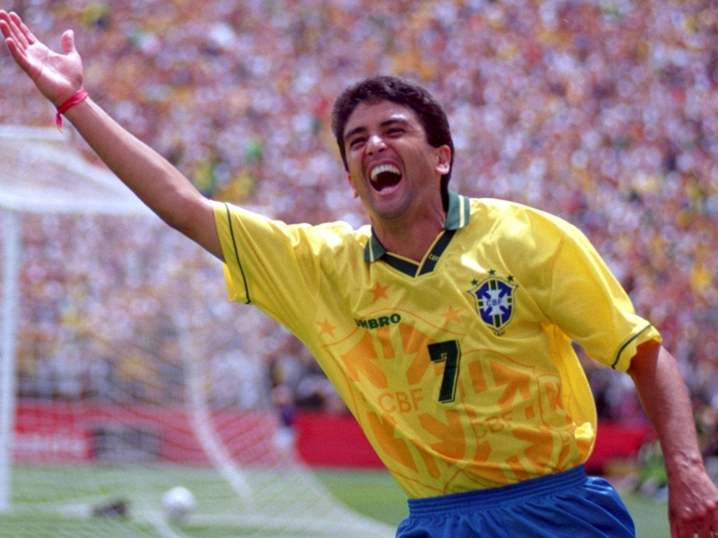 Bebeto: The strength of Brazil's collective can lead them to World Cup glory
