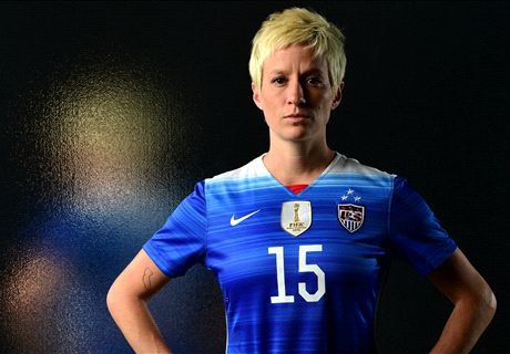 Rapinoe rallies to fulfill Rio dream