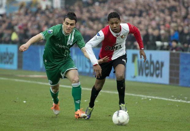 Boetius, ala del Feyenoord