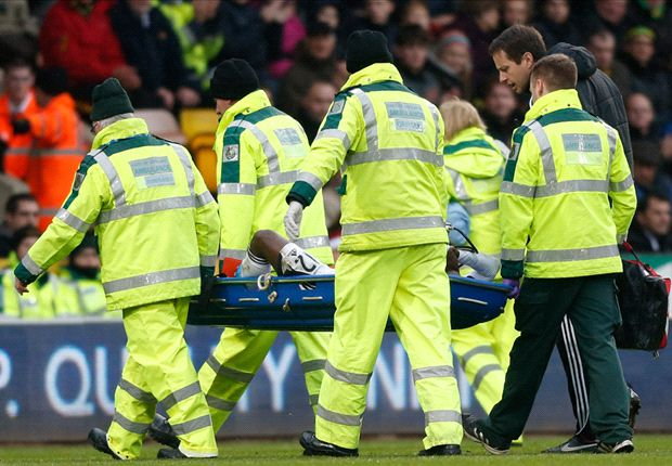 No ankle break but ruptured ligament for Nathan Dyer