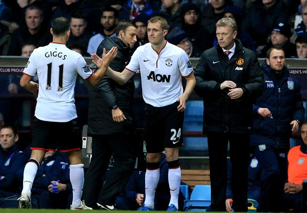 Manchester United star Fletcher 'couldn't leave the house' during nightmare illness