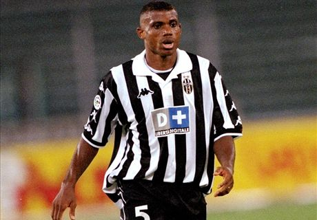 Oliseh & African players at AC Milan & Juventus