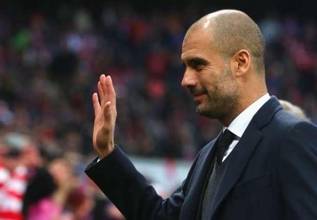 Guardiola sabe manejar la presión de que Bayern sea considerado favorito.
